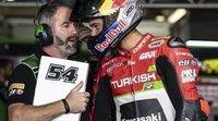 """Toprak Razgatlioglu: """"Antes del comienzo, cambiamos la configuración de mi moto y la situación mejoró"""""""