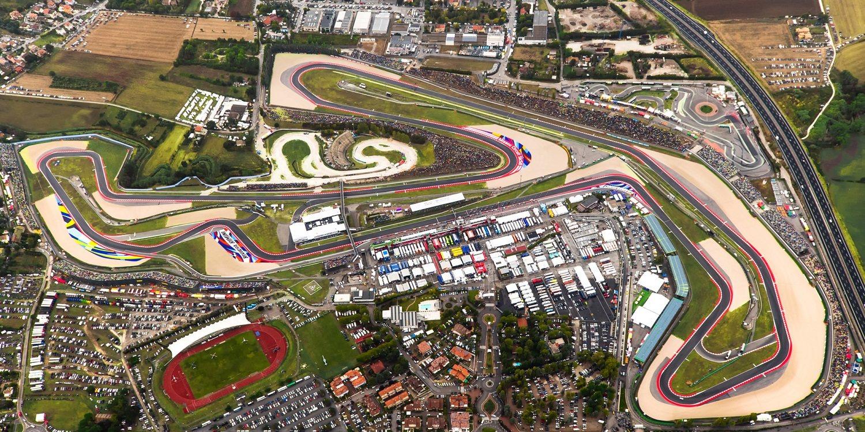 Una vuelta al circuito de Misano - Marco Simoncelli