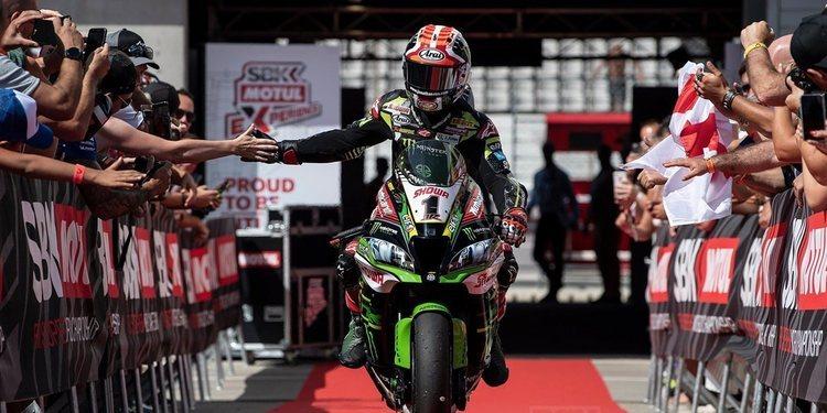 """Jonathan Rea: """"Scott Redding es una de las mejores elecciones que Ducati podría hacer"""""""