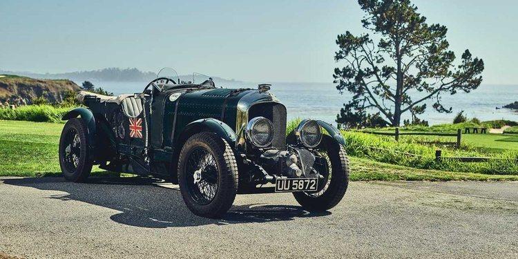 Bentley fabricará nuevamente el mítico Bowler 41/2, de 1929