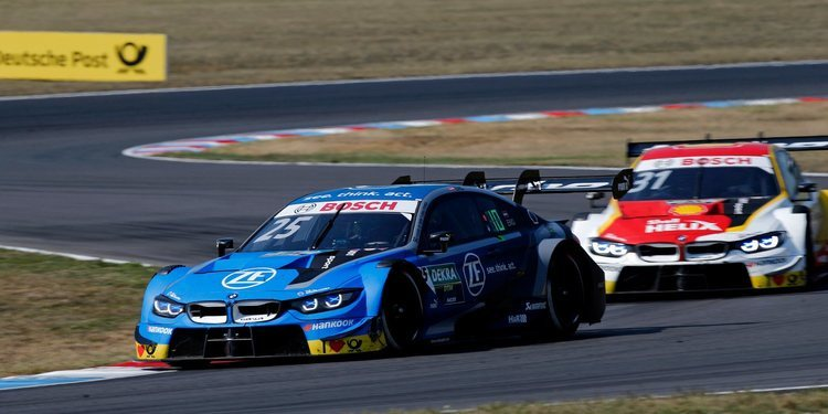 Motopark podría entrar al DTM como equipo cliente de BMW