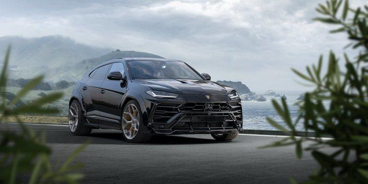 Novitec mejora la potencia del Lamborghini Urus