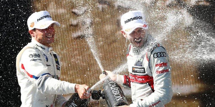 René Rast gana en Nürburgring y deja el campeonato casi sentenciado