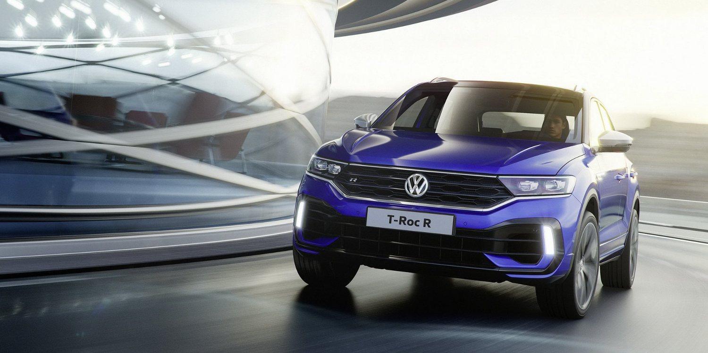 El Volkswagen T-Roc R listo para pedir en Reino Unido