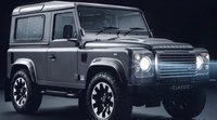 Land Rover Defender mini camper
