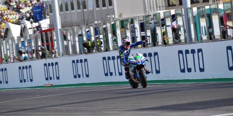 "Matteo Ferrari: ""Ha sido una carrera totalmente diferente"""