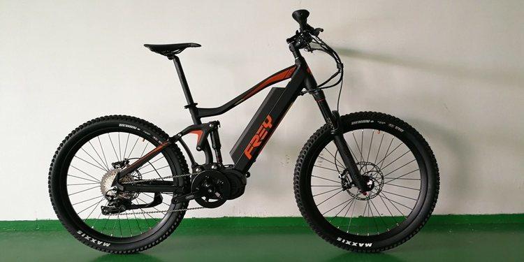 Frey Bike presenta dos nuevas bicicletas eléctricas