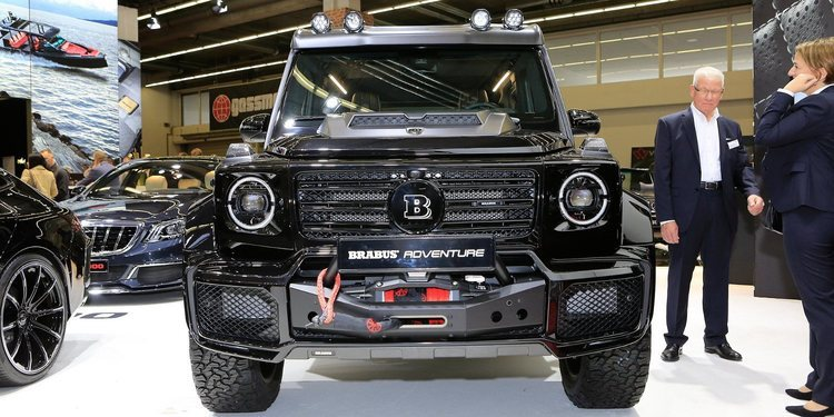 Mercedes-Benz Clase G by Brabus