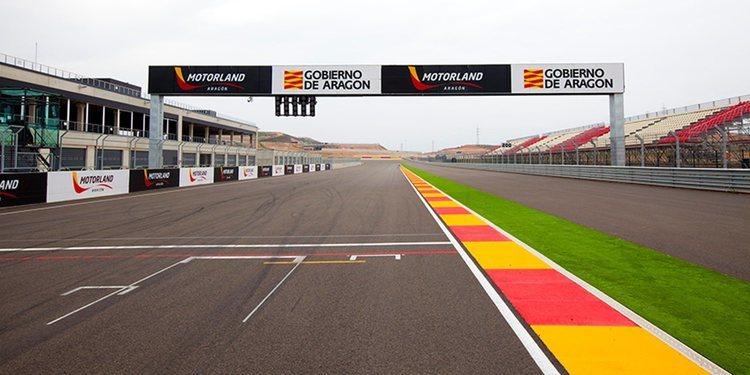 Previa GP Aragón 2019: MotorLand Aragón, un aliciente para la caballería española