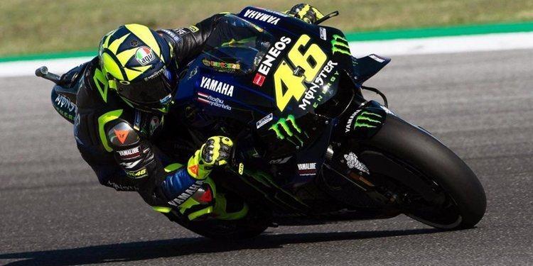 """Valentino Rossi: """"Esperamos ser más competitivos"""""""