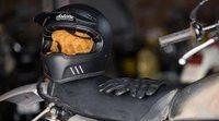 Astone presentó un casco Super Retro