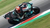 """Morbidelli: """"Vengo de lograr dos grandes resultados en Inglaterra y en San Marino"""""""
