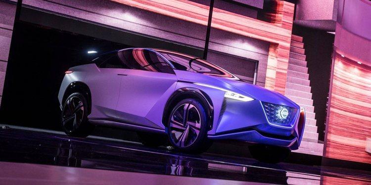 Nissan confirmó el novedoso IMx Concept
