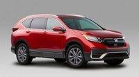 Honda anuncia el CR-V híbrido para EEUU
