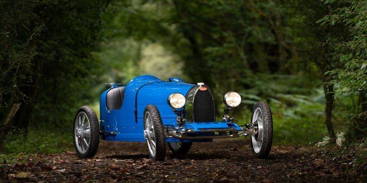 Deslúmbrate con el nuevo Bugatti Baby II