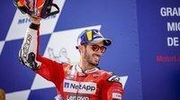 """Andrea Dovizioso: """"He sido constante hasta el final y he remontado posiciones"""""""