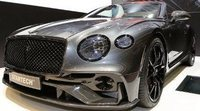 Presentado el Bentley Continental GT by Startech