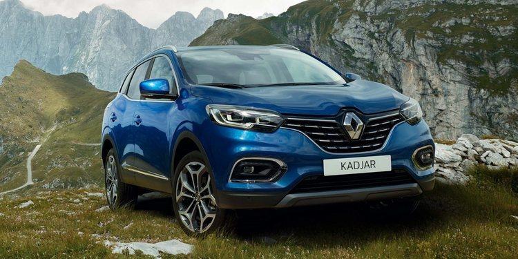 El Renault Kadjar 2019 llega a Australia