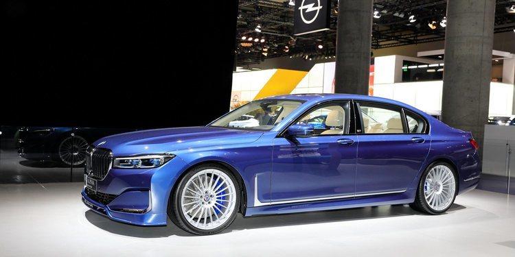 Conozca el novedoso BMW Alpina B7