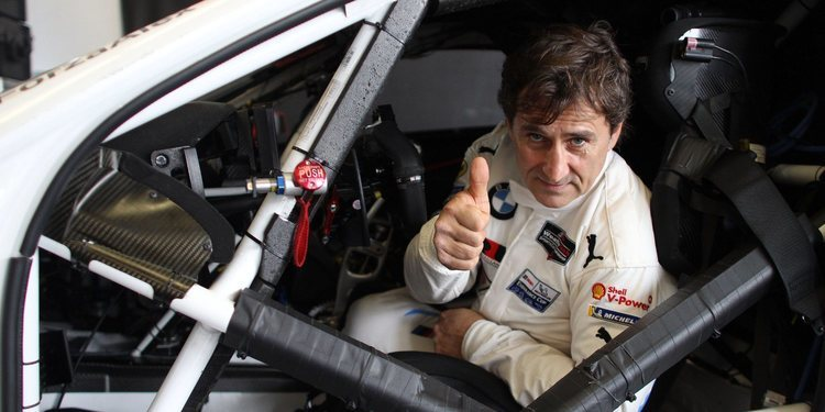 Alex Zanardi conducirá un BMW M4 DTM en la Dream Race del SuperGT y el DTM