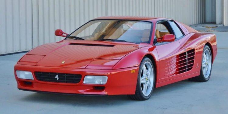 La historia de la Ferrari Testarossa