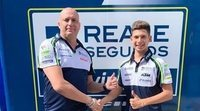 Carlos Tatay disputará la próxima temporada en Moto3 con Reale Avintia