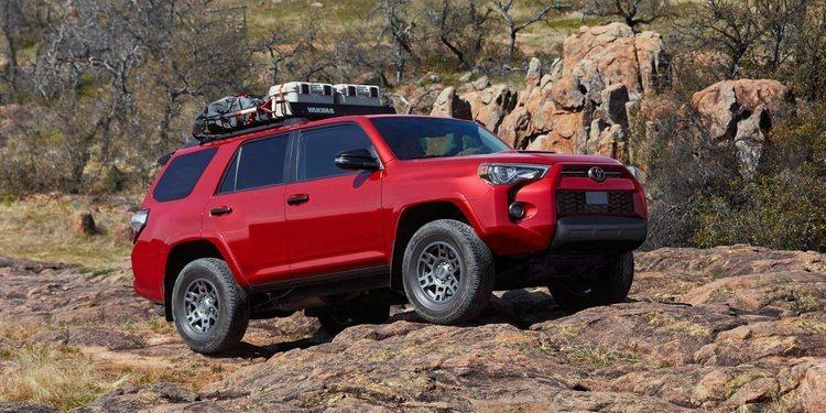 Nueva Toyota 4Runner edición Venture 2020