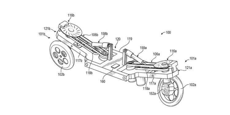 Facebook y su idea de motocicleta eléctrica
