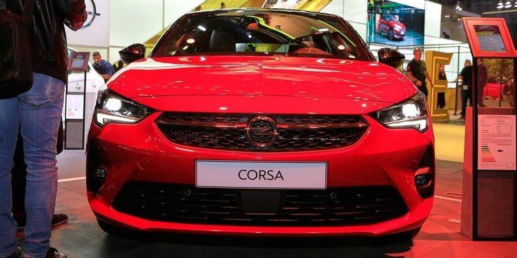 Corsa GS Line 2020