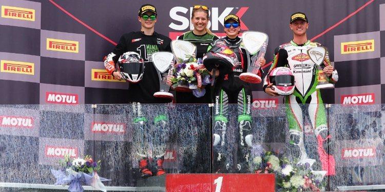 Ana Carrasco gana en Francia y González se proclama campeón