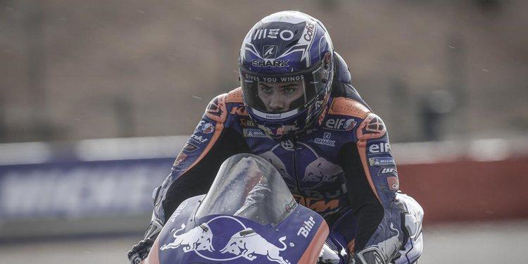 """Oliveira: """"Tengo un podio en Tailandia, es una buena señal"""""""