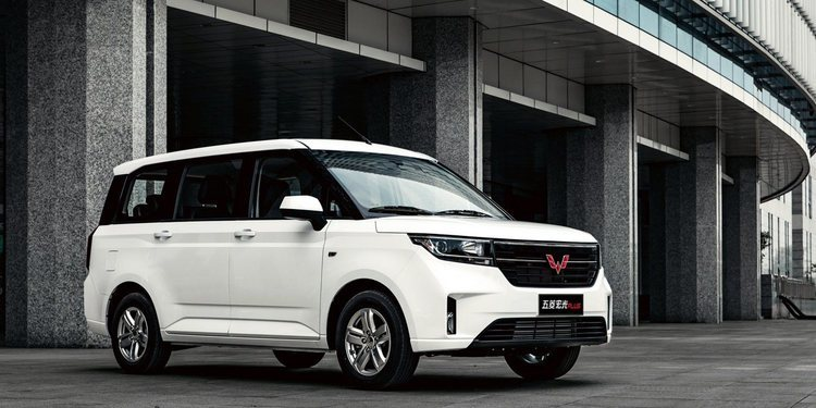 Wuling Hong Guang Plus 2020