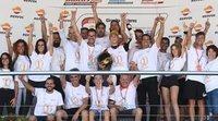 Izan Guevara logra el título en ETC. Pons y Alcoba lo acarician