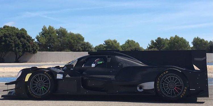 Oreca revela su nuevo chasis para LMP2