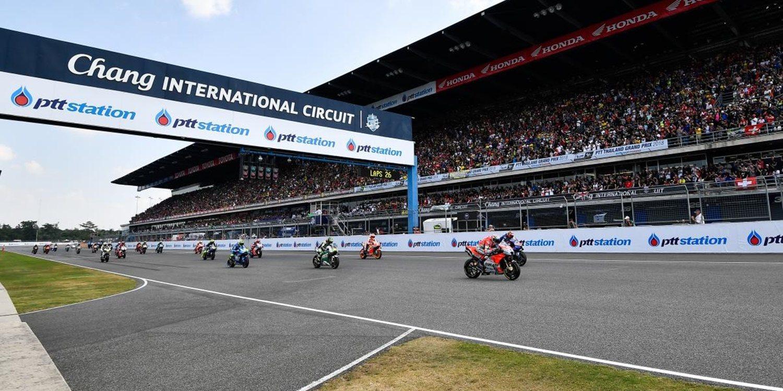 Los números del Gran Premio de Tailandia