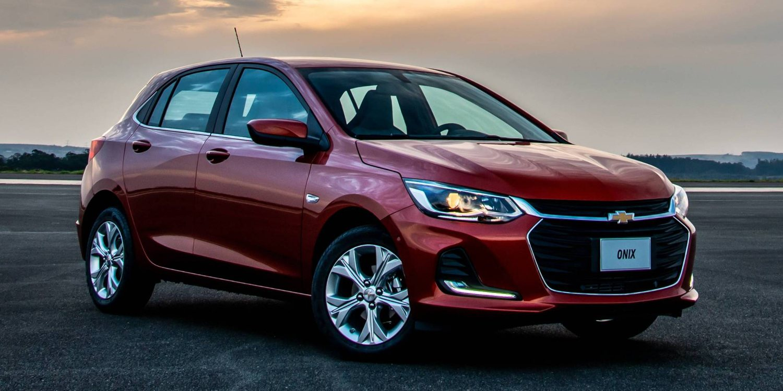 Nuevo Chevrolet Onix hatchback para Sudamérica