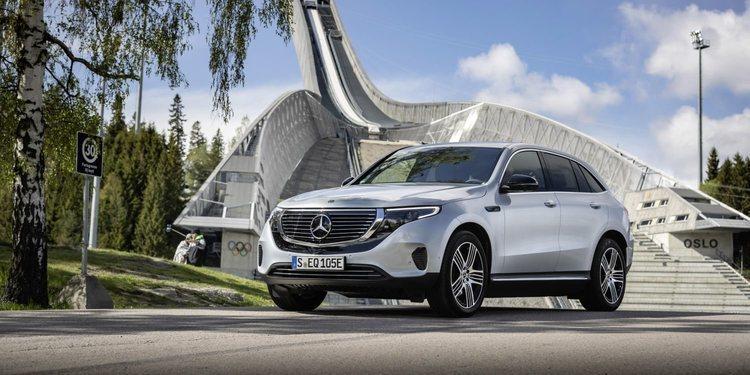 Los accesorios que optimizan el Mercedes-Benz EQC