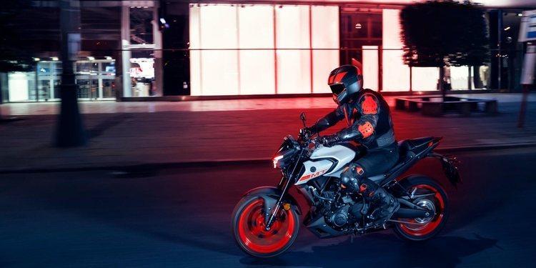 Nueva Yamaha MT-03 2020