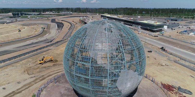 Igora Drive, el circuito de San Petersburgo, confirmado para el DTM 2020