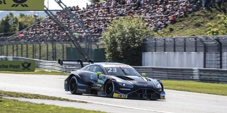 Dani Juncadella preparado para las últimas dos carreras del año