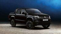Volkswagen lanza en Reino Unido el Amarok Black Edition