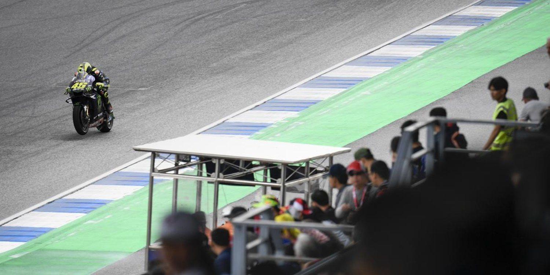 """Valentino Rossi: """"Tenía potencial para hacerlo mejor"""""""
