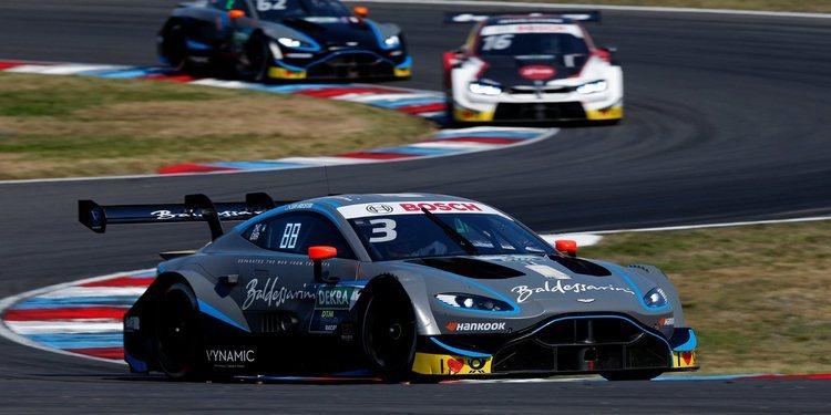 R-Motorsport logra volver a puntuar en Hockenheim