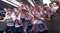 Marc Márquez se lleva una victoria que vale un título