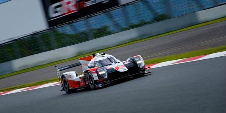 Toyota hizo otro 1-2 en las 6 Horas de Fuji