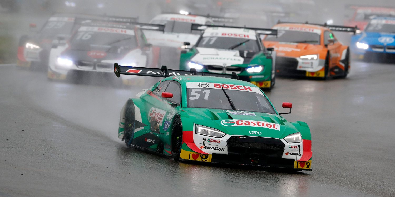 Nico Müller gana la última carrera del año del DTM