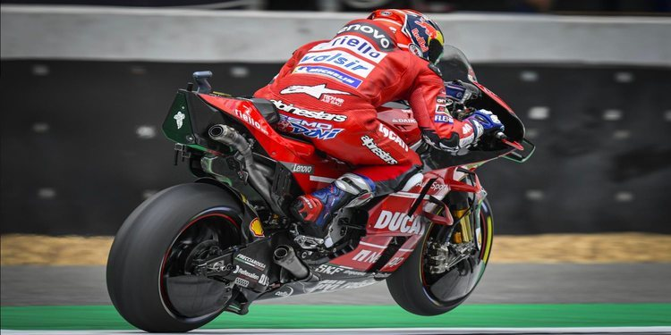 "Andrea Dovizioso: ""Vencer a Márquez se ha vuelto difícil, pero no es imposible"""