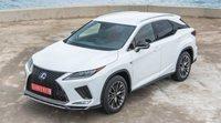 Lexus refresca su modelo RX para Reino Unido