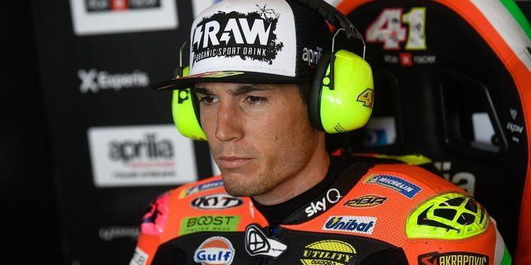 """Aleix Espargaró: """"Siento que estoy pilotando mejor que nunca en mi carrera"""""""