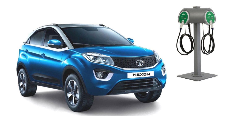 Tata Nexon EV, nuevo SUV eléctrico